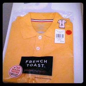 French Toast uniform top
